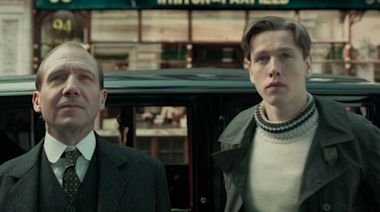 Kingsman goes back to its origins in these exclusive images from The King's Man