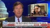 Tucker Swanson McNear Carlson Calls AOC a 'Child of Privilege'