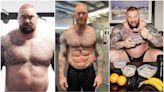 """La """"Montagna"""" del Trono di Spade ha perso 50 kg: ecco come"""