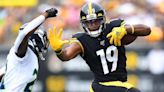 Steelers' JuJu Smith-Schuster hoping move to the outside pays off, literally, heading into 2022 free agency