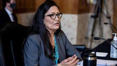 'Suddenly I'm breathing': hope as Haaland takes on crisis of missing and murdered Native Americans