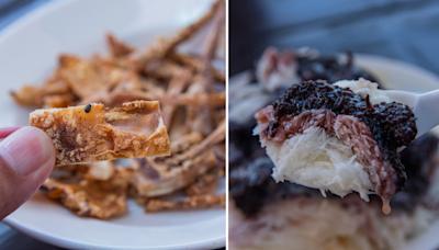 小琉球|烏鬼洞雪花冰、古法柴燒桑椹醬酸甜滋味好迷人
