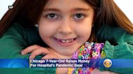 Chicago 7-Year-Old Raises Money For Hospital's Pandemic Gear