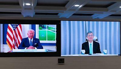 拜登邀陳建仁參加新冠肺炎高峰會 民進黨:顯現兩國緊密夥伴關係