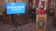 Governor Whitmer Provides Update On COVID-19 Cases And Response