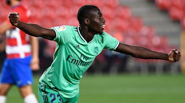 I was afraid when I joined Real Madrid - Mendy