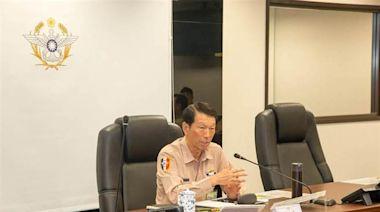 前參謀總長:國軍該建立區域拒止能力 而不是制空制海能力