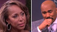 Steve Harvey surprises his wife on Mother's Day, gives loving emotional speech that leaves her in tears