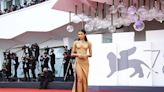 AP PHOTOS: Elegance and whimsy mix at Venice Film Festival