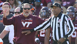 Opinion: Time to declare the end of Justin Fuente era at Virginia Tech