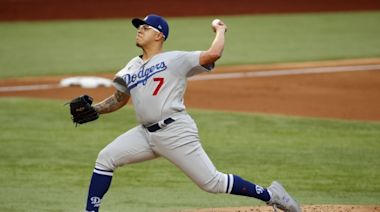 After loss, Dodgers line up LHP Urias for Game 4