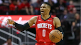 Rockets' Westbrook to miss first few games of playoffs, maybe more