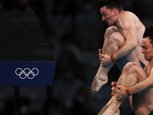 東京奧運持續更新 中國跳水夢之隊斷纜 英國男子雙人10米台封王