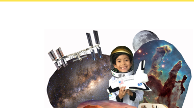Teenager creates free virtual space camp for kids