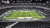 Raiders show off new Las Vegas stadium to fans for 1st time in season opener against Ravens