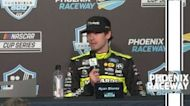 Ryan Blaney on seeing Ryan Newman for first time since crash