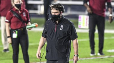 Will Muschamp surfaces as analyst at Georgia after South Carolina firing