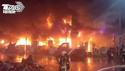 救援城中城惡火!消防員教3招自救 嘆:生存者從地獄回來