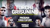 (WATCH) Fabio Turchi vs Nikolajs Grisunins Live: Online & TV Coverage