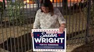 Widow of Texas Rep. Ron Wright running to fill his seat in 6th Congressional District Runoff