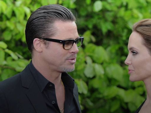 Angelina Jolie Sold a Gift From Brad Pitt for $11.5 Million