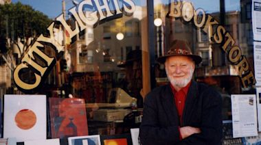 Lawrence Ferlinghetti, poet and titan of the Beat era, dies at 101