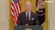 Biden says 'economy is moving in the right direction' despite April jobs numbers