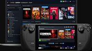 Valve announces handheld console, Microsoft brings Windows to the cloud