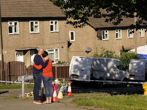 Father of children among four found dead in house 'heartbroken and shattered'