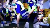 「如果沒錢就叫警察!」男持檳榔刀搶超商 店員淡定照著做