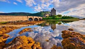 Is this Scotland's most beautiful castle?