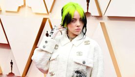 Billie Eilish Says Oscars Performance Was 'Trash' Because of Her Cold: Watch