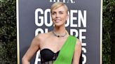 Charlize Theron Slays 2020 Golden Globes Red Carpet in Sexy One-Shoulder Gown: Pics