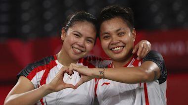 東京奧運 Watch Out!印尼直落兩盤擊敗中國 首奪羽毛球女雙金牌 - 香港體育新聞   即時體育快訊   最新體育消息 - am730
