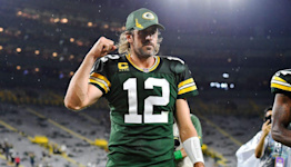 Aaron Rodgers: Good to get the trolls off our back for at least a week.