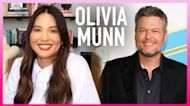 Olivia Munn Says She's Proud To Call Blake Shelton A Fellow Oklahoman!