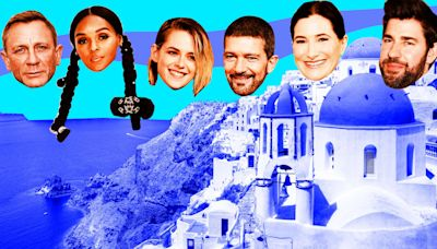 You'll Never Guess Where Hollywood Is Spending the Summer