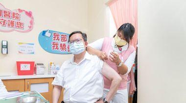 各縣市首長接種AZ疫苗意願曝光 鄭文燦等8縣市帶頭接種 --上報