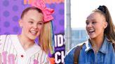 JoJo Siwa went brunette to match her 'Dancing With the Stars' partner Jenna Johnson for Halloween