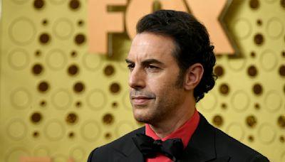 Sacha Baron Cohen was 'quite concerned' for Maria Bakalova during Rudy Giuliani's 'Borat 2' scene