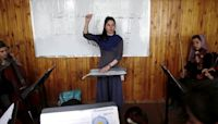 Afghanistan's all-female orchestra falls silent