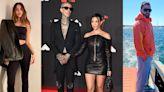Amelia Hamlin Likes Kourtney Kardashian and Travis Barker's Engagement Pic After Scott Disick Split