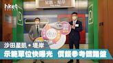 沙田星凱‧堤岸示範單位周內曝光 一至兩周內公布價單 - 香港經濟日報 - 地產站 - 新盤消息 - 新盤新聞
