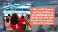 "The Sweet Story of the ""Good Luck Charm"" Hoda Kotb Brought to the Gymnastics Balance Beam Final"