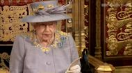 Queen Elizabeth II gives major speech following husband's death