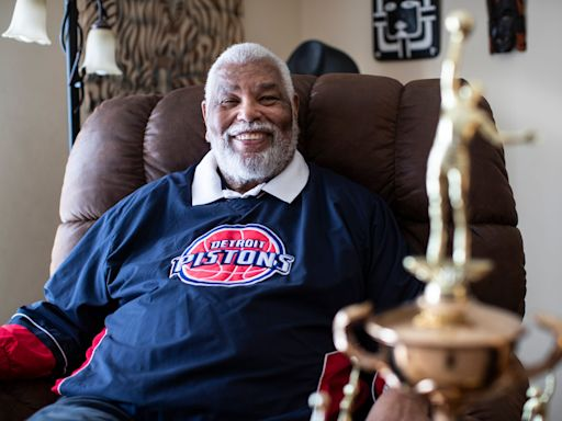How Ray Scott, NBA's first Black Coach of the Year, got his chance with the Detroit Pistons