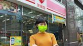 黑夜中最亮眼!超商開賣「螢光綠」口罩⋯3萬盒20分鐘搶購一空
