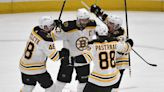 Bruins vs. Capitals Game 2 highlights: B's even series with OT win