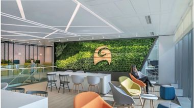 凱諦思香港辦公室榮獲LEED金級認證