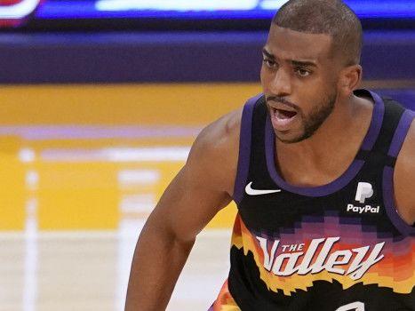 不當無冕王 三支有機會幫CP3奪冠的隊伍 - NBA - 籃球 | 運動視界 Sports Vision